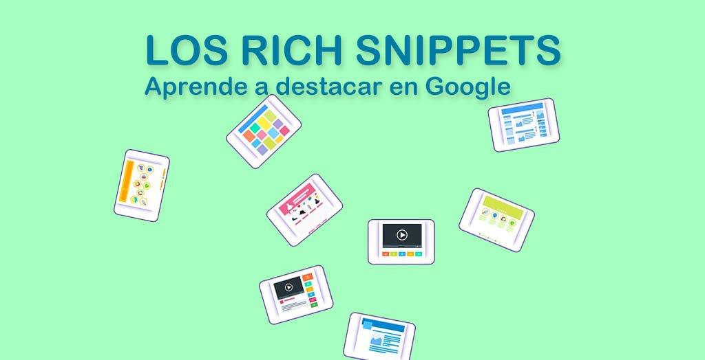 Todos los rich snippets para Google