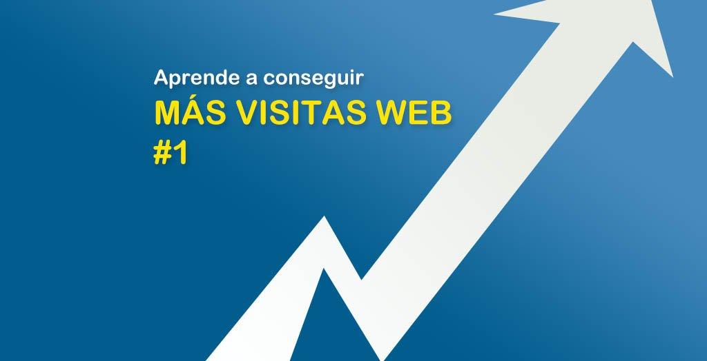 Como conseguir mas visitas pagina web